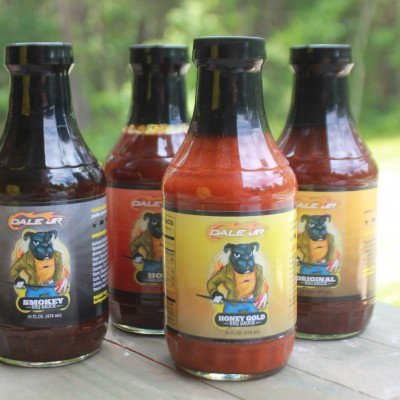 Whisky River Daje Jr BBQ Sauce